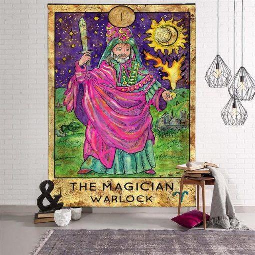 Magischer Wandbehang