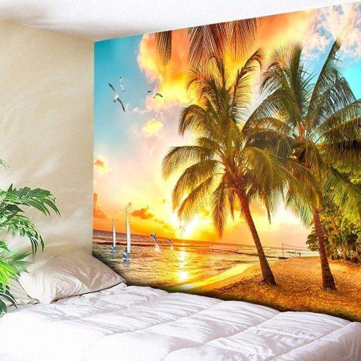 Strand Wandbehang