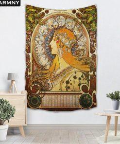 Prinzessin Wandbehang